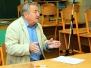 Beseda a workshop s moderátorem Mgr. K. Vydrou