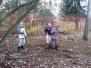 Celoškolní projekt EVVO (Tý) den pro naši zahradu