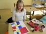 Inspirace moderním uměním - Piet Mondrian