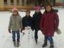 Království sněhuláků ve školní družině