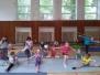 Kroužek sportovní gymnastiky 1. - 3. třída ve školním roce 2016 - 2017