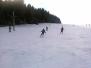 Lyžařský kurz na Šumavě