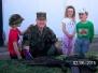 Návštěva vojenského útvaru v Jincích