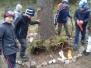 První ponožková lesní výprava