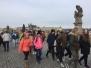 Výtvarná exkurze v Praze