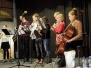 Zpívání na jarmarku nadačního fondu Šance onkoláčkům
