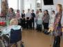 Zpívání v nemocnici
